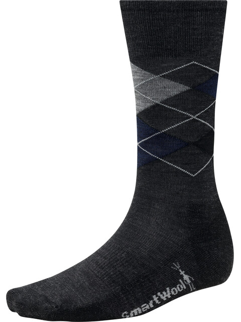 Smartwool Diamond Jim Socks Charcoal/Deep Navy